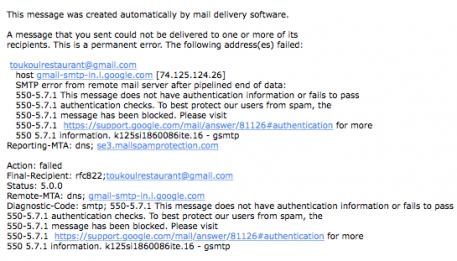 Pourquoi suis-je obtenir des e-mails de spam de sites de rencontre